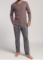Pijama lunga barbati modal Urban Story iron