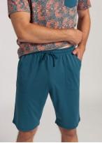 Pijama barbati bumbac Gilmore imprimat