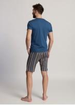 Pijama scurta barbati modal Urban Story insign