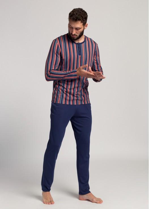 Pijama modal barbati Urban Story AW21