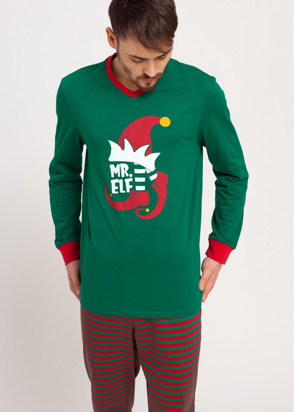 Pijama bărbati Craciun - Elf