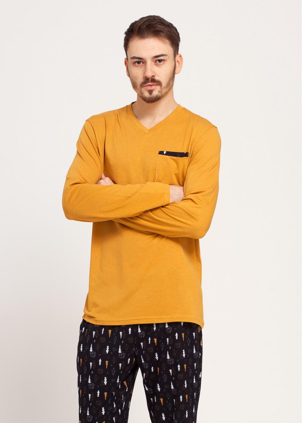 Pijama bărbați WINTER STORY - Modal