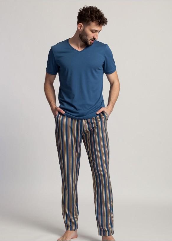 Pijama barbati Urban Story Insign