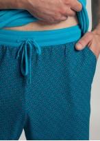 Pijama barbati bambus Derek Algiers Blue
