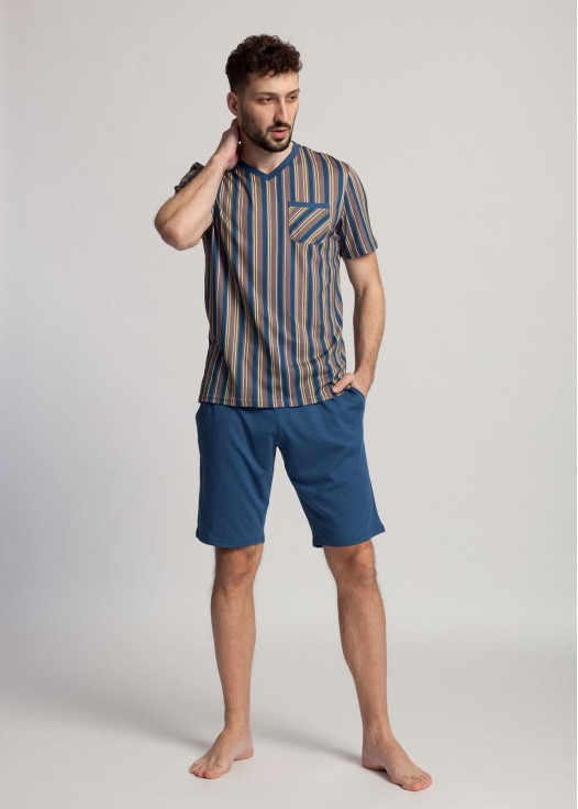Pijama scurta barbati modal Urban Story