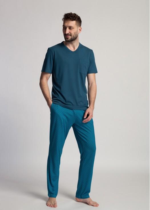 Pijama barbati bambus Derek Majolica