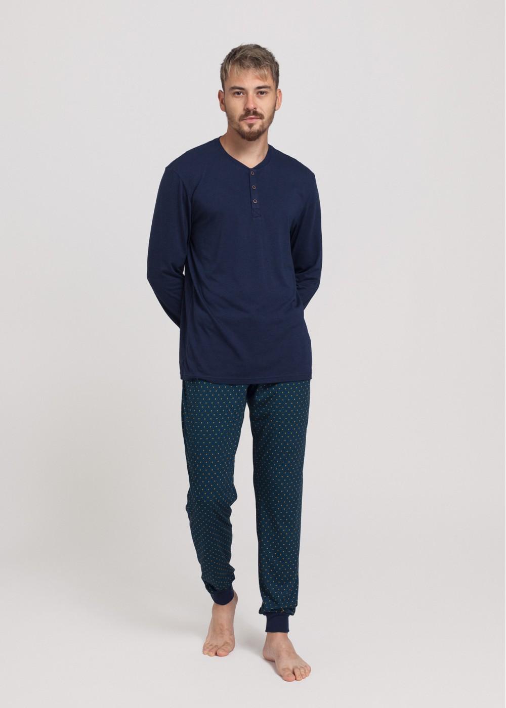 Men pyjamas Derek - Bambus