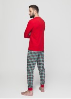 Pijama barbati Craciun Family