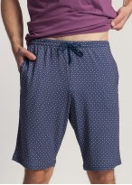 Pijama scurta barbati Garet Modal Grape