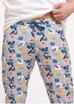 Pantaloni FUNKY PUPPIES - Bumbac organic