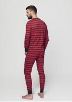 Pantaloni FUNKY STRIPES - Bumbac organic