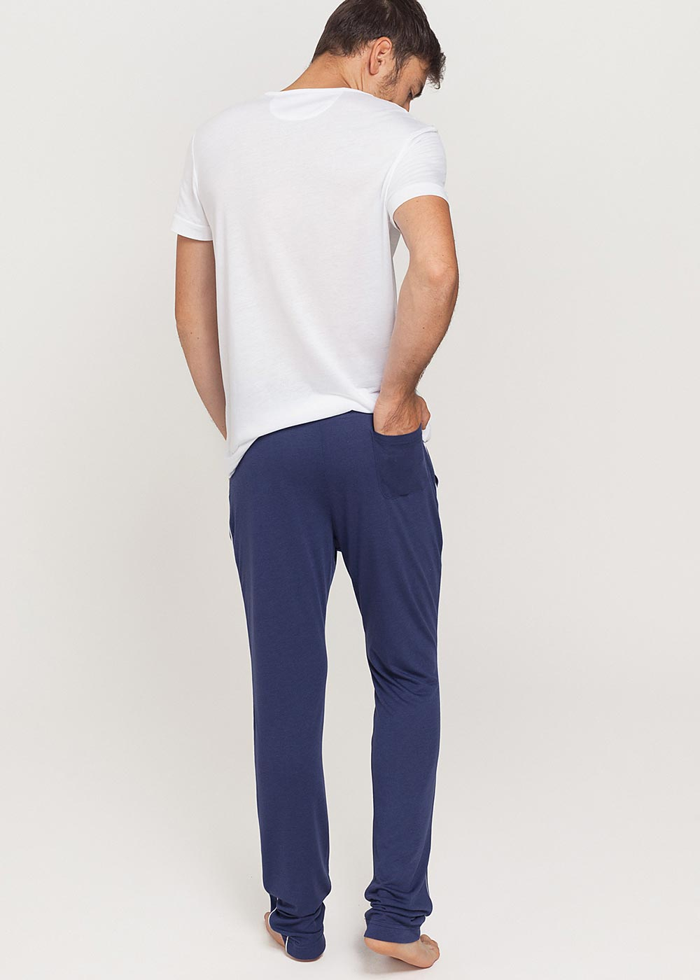 Pantaloni Breeze - Eucalipt