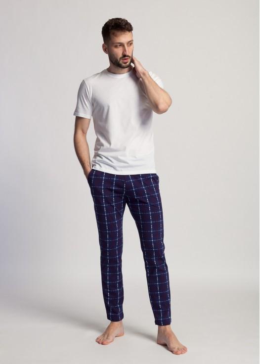 Pantaloni pijama barbati bumbac Fred