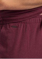 Pantaloni scurti barbati modal Soft Touch bordo