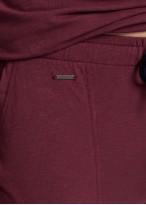 Pantaloni barbati lungi modal Soft Touch bordo
