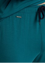 Pantaloni barbati lungi modal Soft Touch verde