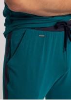 Pantaloni barbati modal Soft Touch verde
