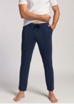Pantaloni trening bleumarin barbati