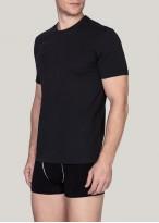 Tricou negru barbati