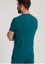 Tricou barbati modal Soft Touch verde