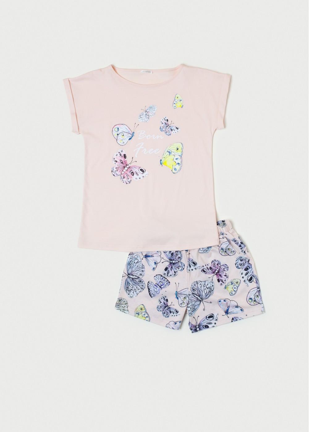 Pijama fetițe CARINA