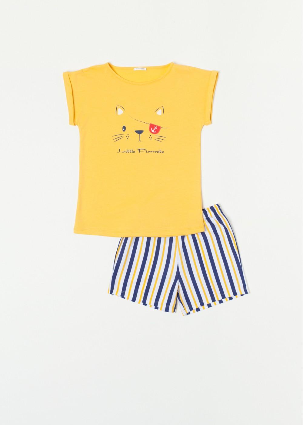 Pijama fetițe CĂLINA