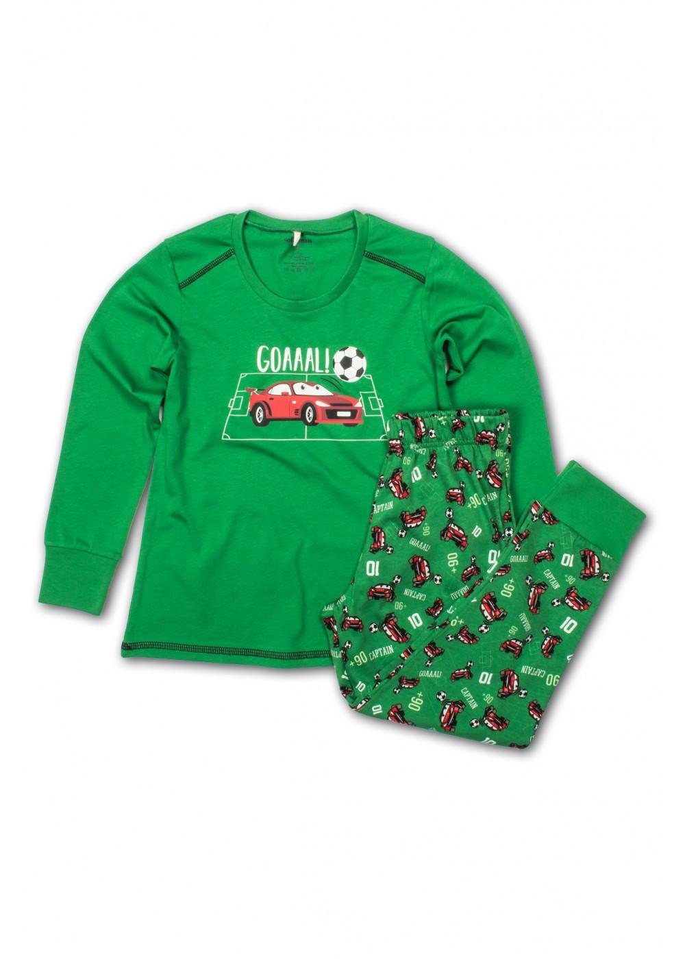 Pijama Cars Kids- Bumbac organic