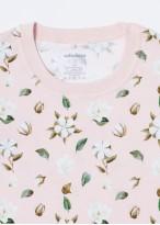 Pijama Cotton Flowers - Bumbac organic