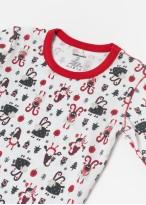 Pijama copii FUNKY- Bumbac organic