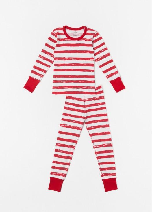 Pijama  baby Funky  - Bumbac organic