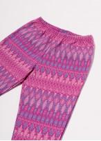 Pijama copii Flavia lilac