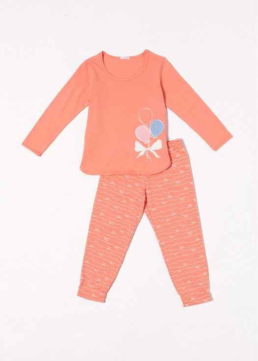 Pijama bumbac copii Gemma