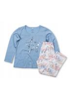 Pijama fetite modal Moonsky bleu