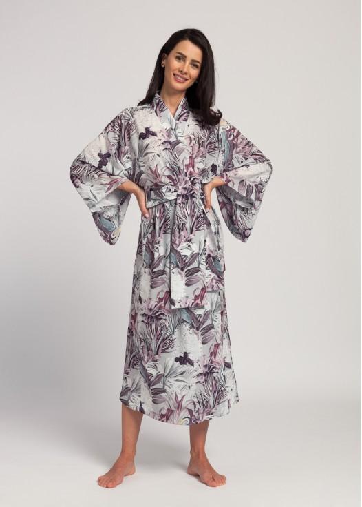 Kimono dama satin Beatrice Cinera
