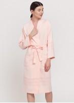 Halat baie bambus dama roz
