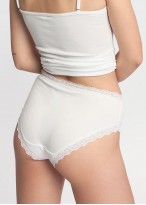 Chilot clasic dama modal Danielle white