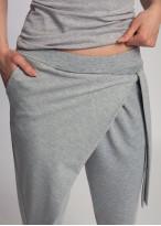 Pantaloni dama gri
