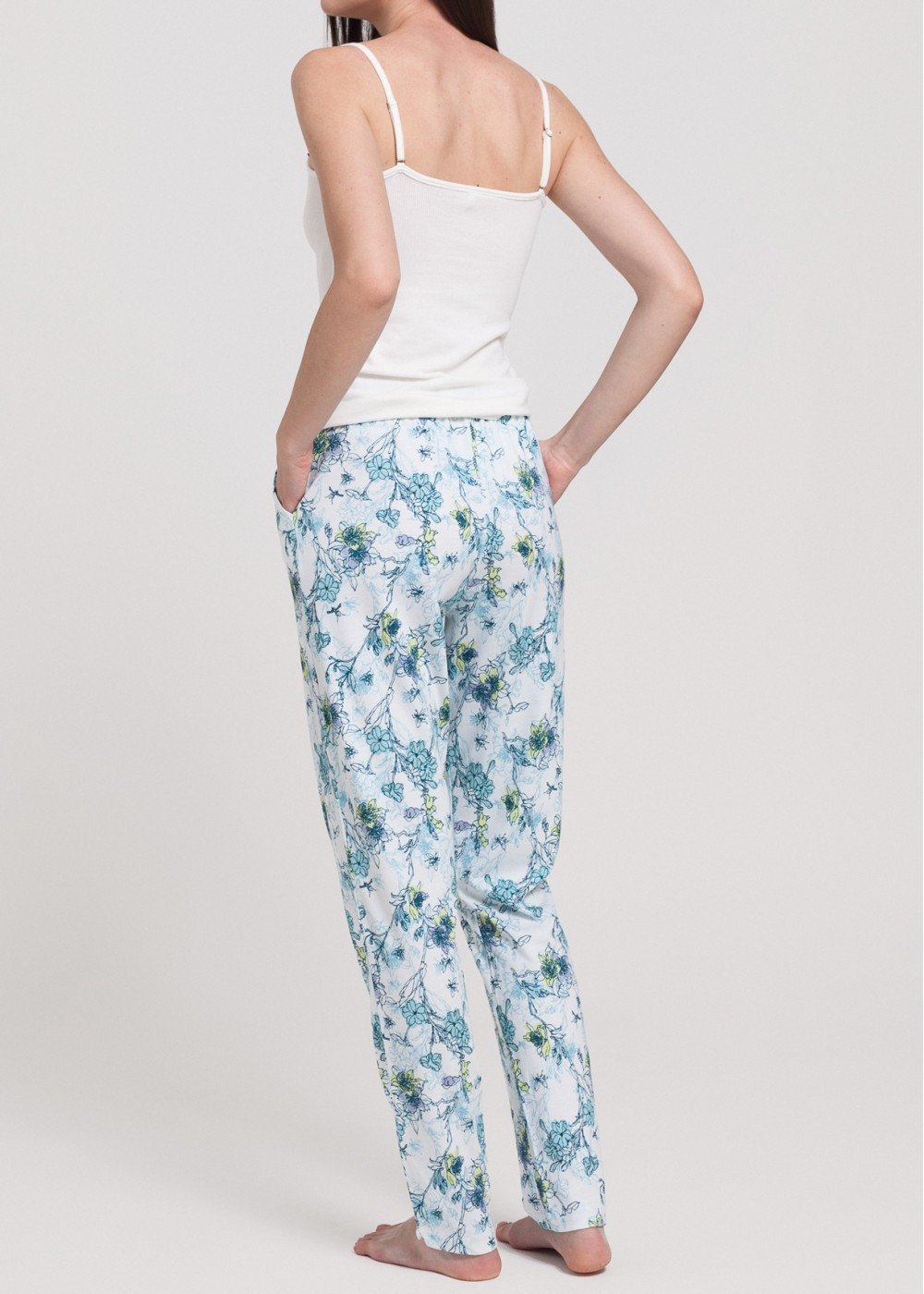 Pantaloni Clara - Modal