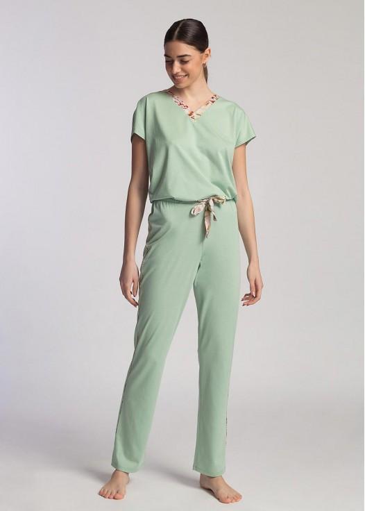 Pantaloni lungi dama modal Beatrice Japan
