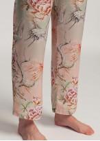 Pantaloni lungi dama satin Beatrice Japan