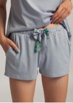 Pantaloni scurti dama modal Beatrice Lotus
