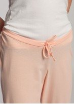 Pantaloni bumbac gravide frez