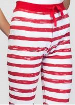 Pantaloni STRIPES Bumbac organic