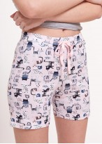 Pantaloni FUNKY KITTENS- Bumbac organic