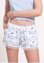 Pantaloni scurți Moonsky - Modal