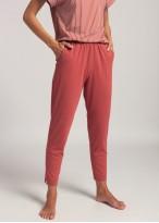 Pantaloni 7/8 dama modal Urban Story red