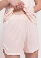 Pantaloni scurti dama eucalipt Breeze roz