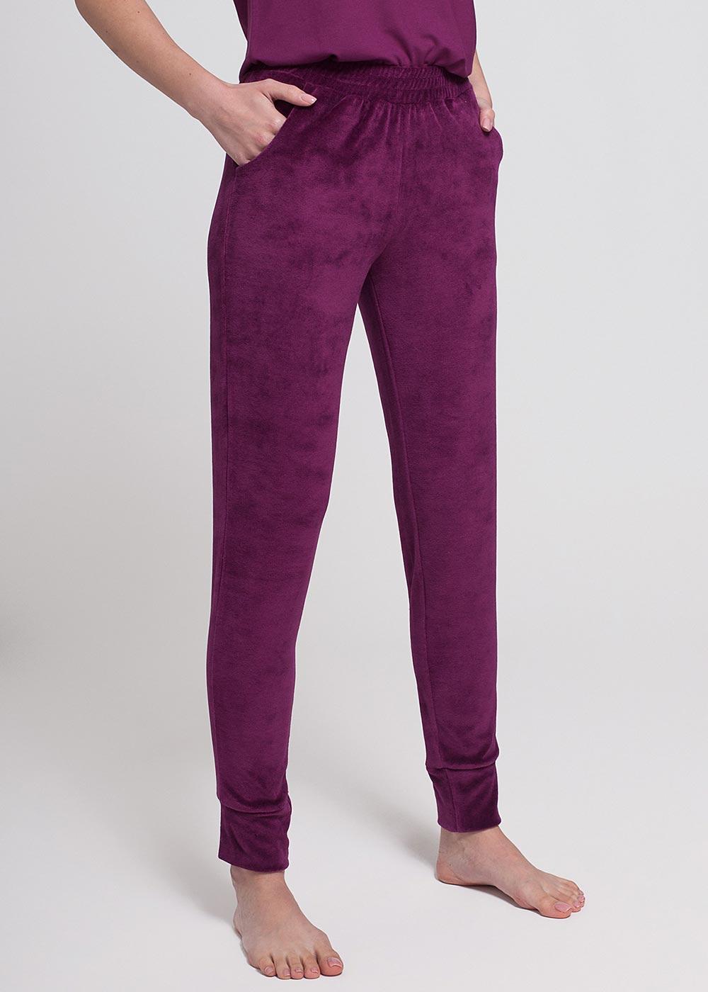 Pantaloni catifea Edith