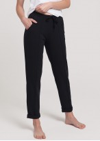 Pantaloni French Terry - Modal