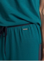 Pantaloni dama modal Soft Touch verde